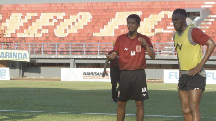 Pulih dari Cedera, Guy Junior Siap Bekerja Keras dan Berprestasi Bersama Borneo FC Samarinda