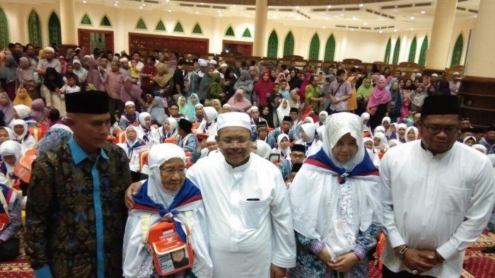 Kisah Laganti Nenek 95 Tahun di Kutai Timur Tunggu 7 Tahun Baru Bisa Ibadah Haji Pergi Sendirian