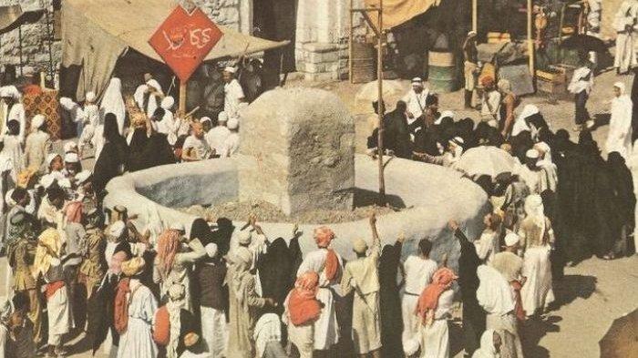 Menilik Kumpulan Foto Menakjubkan Ibadah Haji Tahun 1953 Silam, Sederhana dan Tidak Berdesakan