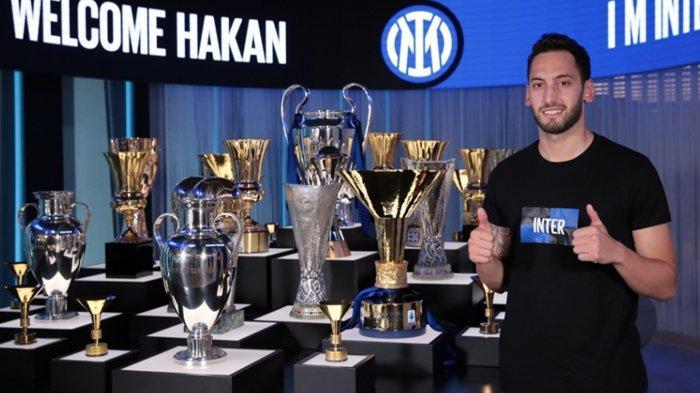 5 Calon Pemain Pengganti Hakan Calhanoglu, AC Milan Bisa Boyong Gelandang Tak Terpakai Chelsea