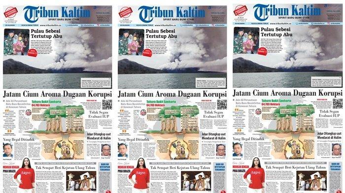 Ada 44 Perusahaan Batu Bara Beraktivitas di Tahura Bukit Soeharto, Jatam Cium Aroma Dugaan Korupsi