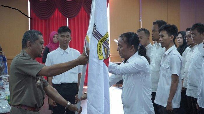 Lantik Dewan Kesenian PPU, Hamdam Ingatkan Pengurus Harus Mampu Majukan Kesenian Daerah