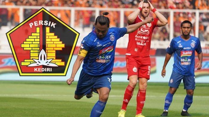 Idola Aremania Hamka Hamzah Dekat ke Persik Kediri, Begini Respon Eks Pelatih Arema FC Joko Susilo