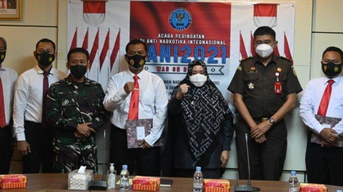 Musuh Bersama, Ketua BNNK Paser Ajak Semua Elemen Berantas Penyalahgunaan Narkotika