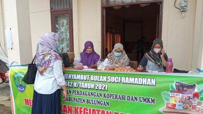 Hanya Hari Ini! Disperindag Bulungan Kalimantan Utara Gelar Pasar Murah di Tanjung Selor