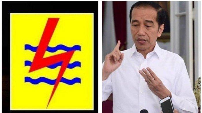 Hanya Beberapa Saat Usai Jokowi Umumkan Listrik Gratis, Dirut PLN Langsung Bereaksi, Buat Pernyataan