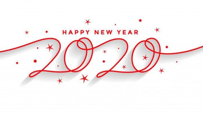Kata-kata Mutiara Selamat Tahun Baru 2020, Cocok untuk Update Status FB, WhatsApp, Twitter dan IG