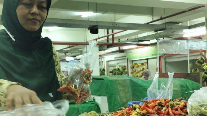 Masyarakat Kurangi Kebutuhan, Harga Cabai Rawit di Bontang Masih Mahal Capai Rp 100 Ribu/Kg