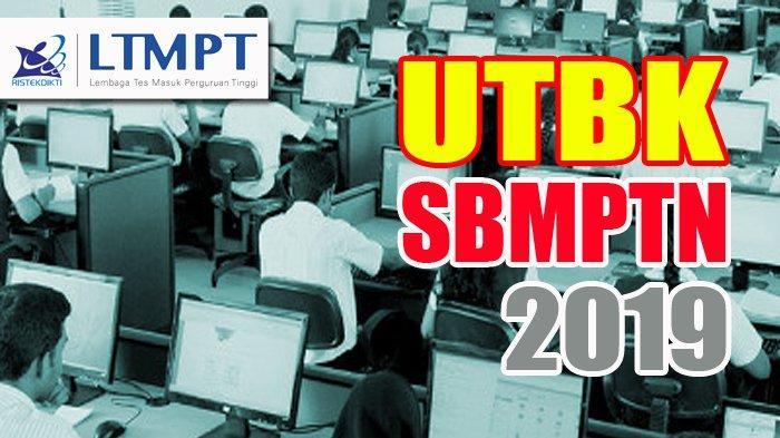 Hari Ini UTBK SBMPTN 2019 Gelombang 2 Dibuka Mulai Jam 10.00 WIB, Lupa Password Ini Solusinya