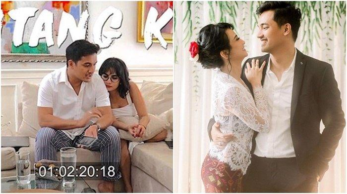 Hari Ini Vanessa Angel dan Bibi Ardiansyah Gelar Resepsi di Bali, Lihat Pose Seksi Pasutri Ini