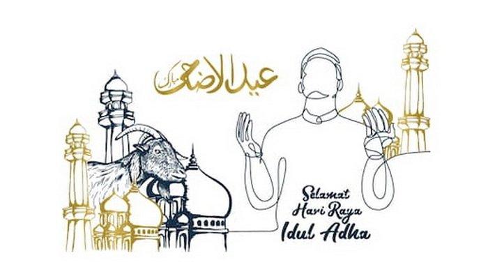 Kata-kata Mutiara Ucapan Selamat Idul Adha 2021 yang Cocok Dibagikan ke Media Sosial