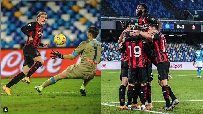 Info Terbaru Liga Italia Paolo Maldini Buru Pemain Yang Rusak Rekor Ac Milan Mirip Transfer Hauge Tribun Kaltim