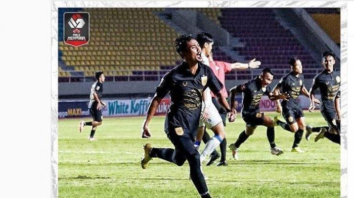 HASIL Piala Mepora 2021 Beri Kejutan - PSIS, Barito, Persija & PSM Lolos 8 Besar, Arema Angkat Koper