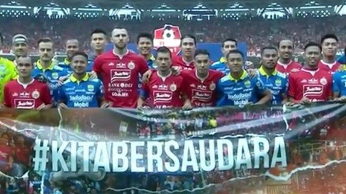 Jadwal Drawing Piala Menpora 2021, Bentrok Persija vs Persib Berpeluang Terjadi Lebih Awal