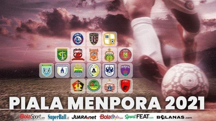 Jadwal Siaran Langsung Piala Menpora 2021, Jam Tayang Big Match Persib vs Bali United di Indosiar
