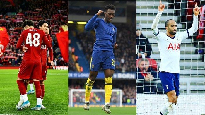 Hasil Piala FA, Liverpool dan Chelsea Kompak Menang, Beda Nasib Anak Asuh Jose Mourinho Tottenham
