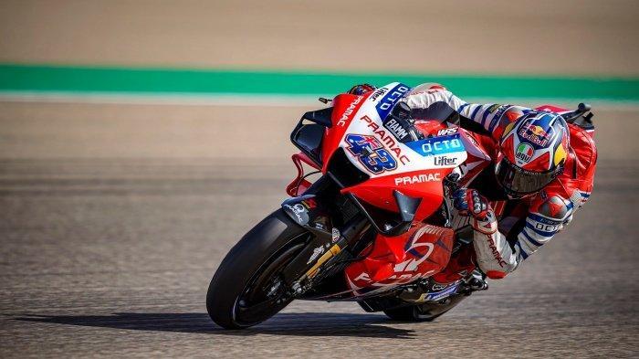 LENGKAP Hasil P2, Jadwal & Link Live Streaming Trans7 MotoGP Qatar, Jack Miller Siap Beri Kejutan!