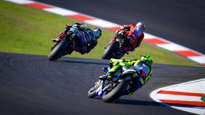 Hasil FP2 MotoGP Portugal 2020, Jadwal Kualifikasi Hari Ini, Link Live Streaming Trans7, Rossi Kesal