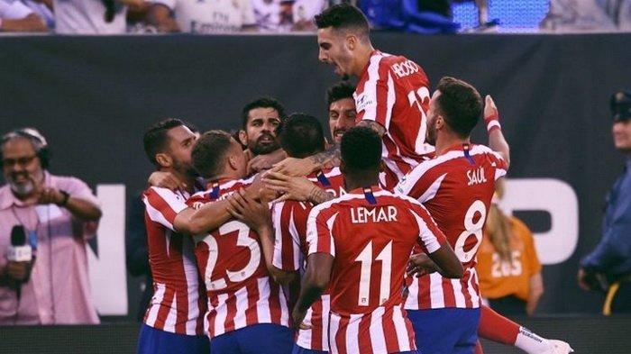 HASIL ICC 2019 - Drama 10 Gol Real Madrid vs Atletico Madrid, Los Blancos Babak Belur