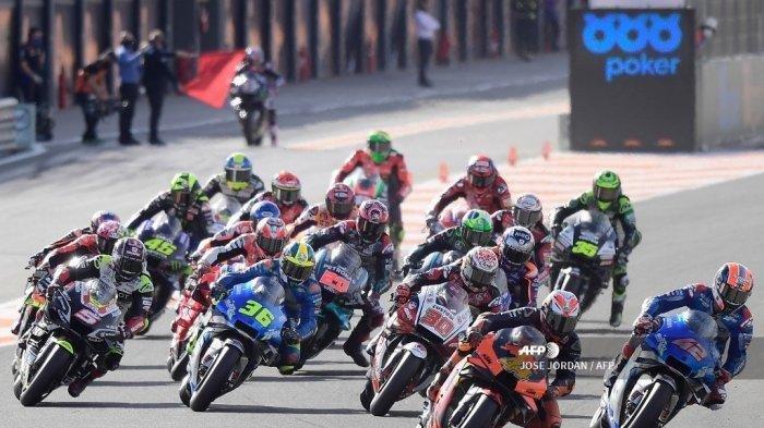 Hasil Lengkap Kualifikasi MotoGP Qatar 2021, Ducati Kuasai Pole Position, Rossi Masih ada Harapan