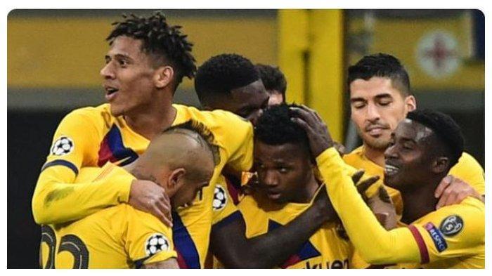 Hasil Lengkap Liga Champions, Raksasa Italia dan Runner Up Musim Lalu Tersingkir
