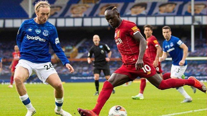 Hasil Liga Inggris, Everton vs Liverpool Berakhir Tanpa ...