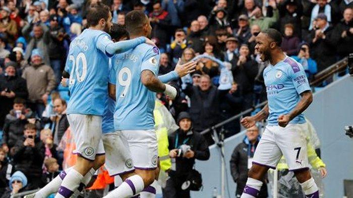 Hasil Liga Inggris, Arsenal -Everton Imbang, Manchester City Kalahkan Leicester, Liverpool di Puncak