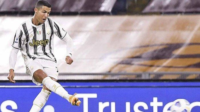 Hasil Liga Italia, Duet Alvaro Morata dan Ronaldo Belum Padu, AS Roma vs Juventus Bermain Imbang