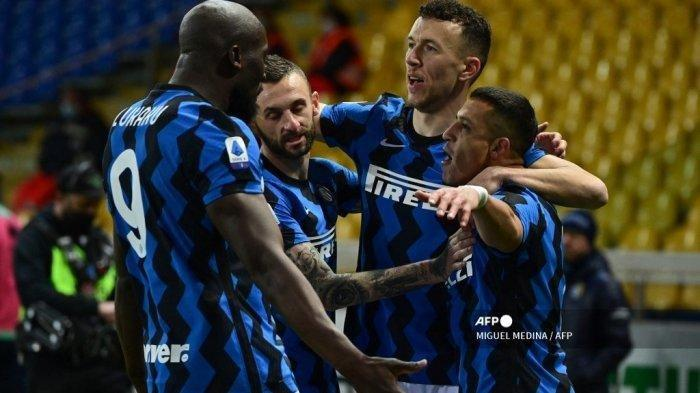TERBARU Jadwal Liga Italia Pekan 34, Tak Lagi Terkejar AC Milan dan Juve, Inter Bisa Kunci Scudetto