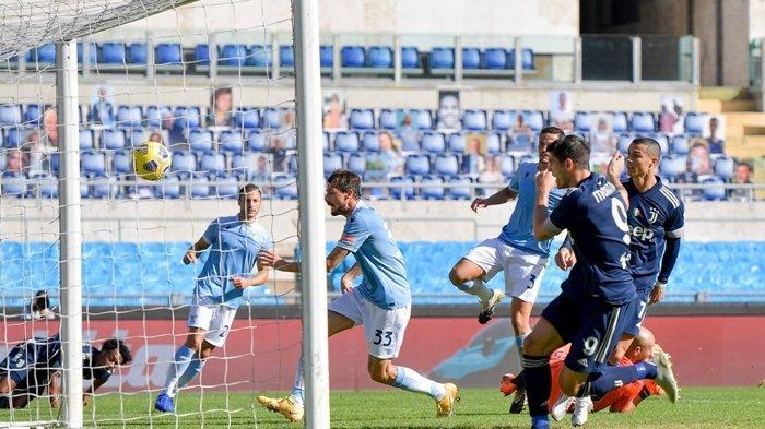 Hasil Liga Italia Lazio vs Juventus, Gol Menit Akhir Bikin Ronaldo cs Gagal Dekati AC Milan
