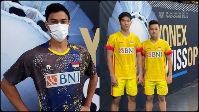 Hasil Swiss Open 2021 - Indonesia tanpa Gelar, Leo/Daniel dan Vito Dihentikan Unggulan Pertama