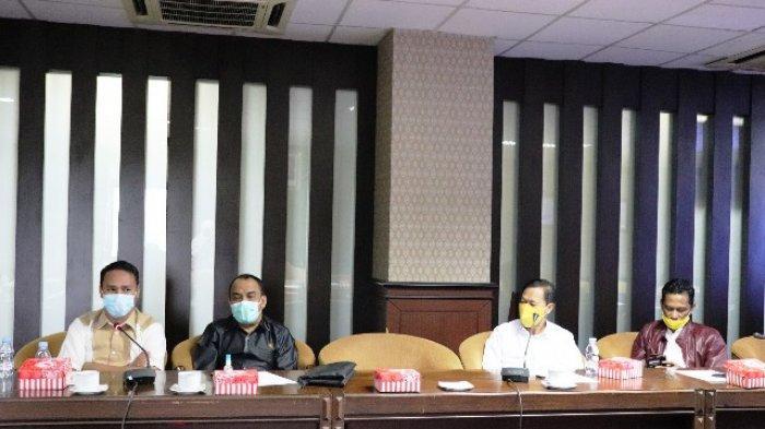 Bahas Hibah Barang Milik Daerah, Komisi I dan II DPRD Kaltim akan Tindaklanjuti