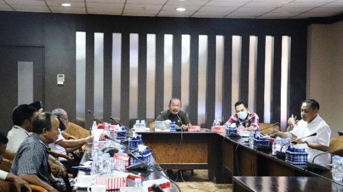 Hearing dengan Komisi III, Organda PPU Minta Terminal Penajam Dipercantik Sambut IKN