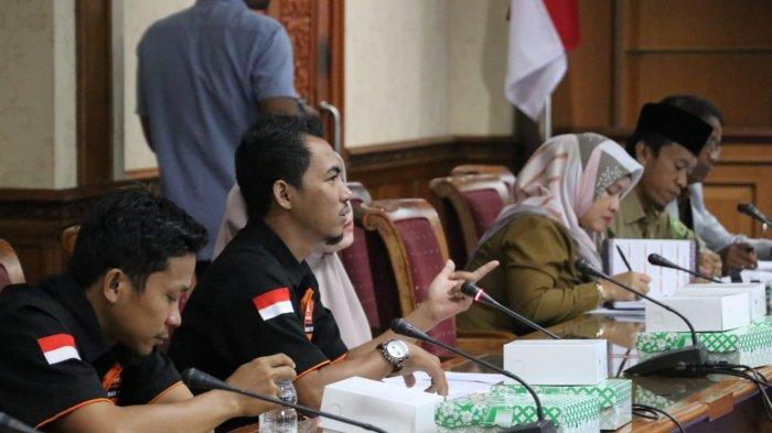 Mahasiswa Kutai Timur Bawa Empat Persoalan Dalam Hearing dengan DPRD, Ini Hal-hal yang Dibahas