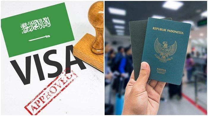 HEBOH Izin Visa Umrah Distop Arab Saudi Gegara Virus Corona, Apa itu Visa dan Bedanya dengan Paspor?