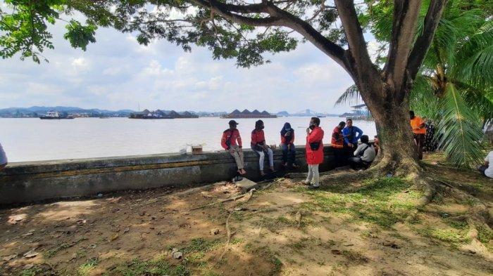 Kronologi Pria Hilang di Sungai Mahakam Samarinda karena Diduga Didorong Orang tak Dikenal