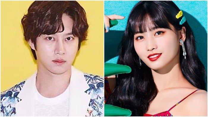 Heechul Super Junior dan Momo TWICE Resmi Pacaran, Sudah Dekat Sejak 2017