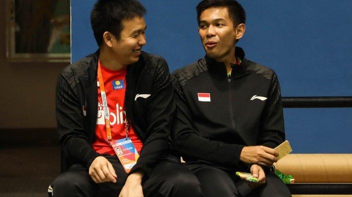 Line Up Indonesia vs Filipina Badminton Asia Team Championships 2020 Sore Ini, Tim Putri Terhenti