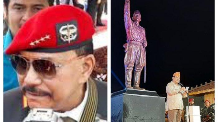 Hendropriyono Bangun Patung Jenderal Sudirman di Sleman, Diresmikan Prabowo Subianto, Ini Alasannya