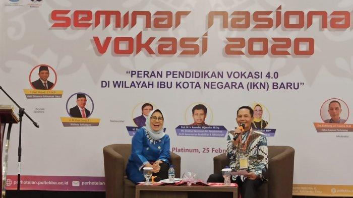 Anggota DPR RI Ini, Beber Dua Strategi Pemindahan Ibu Kota Negara Indonesia ke Kalimantan Timur