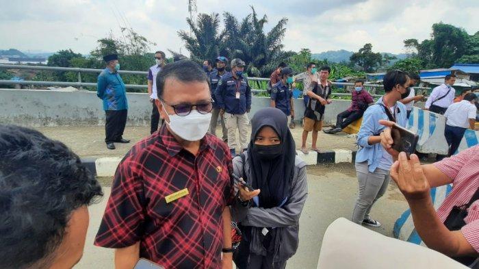 Dana Rp 50 Miliar Khusus untuk Penanganan Bawah Jembatan Achmad Amins Samarinda