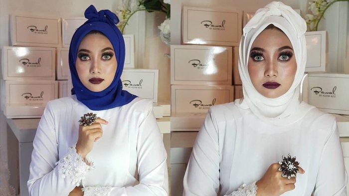 Tren Hijab Nyeleneh Ini Terinspirasi dari Pocong, Terlihat Seram atau Justru Kreatif nih?