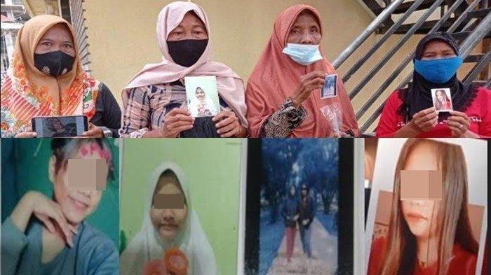 Kebohongan 4 Gadis ABG Terbongkar, Pilih Pulang Setelah Dilaporkan Hilang dan Viral di Media Sosial