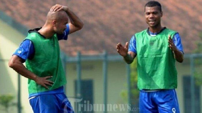 Pensiun dari Sepak Bola, Mantan Bintang Persib Bandung kini jadi Security