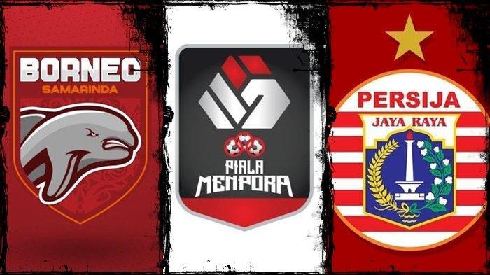 Sundulan Marco Motta di Babak Pertama Bawa Persija Unggul dari Borneo FC dalam Piala Monpera