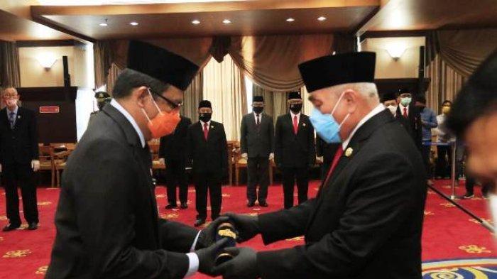 Diskresi Presiden untuk HM Sabani, Resmi Jadi Sekda Provinsi Kaltim Definitif