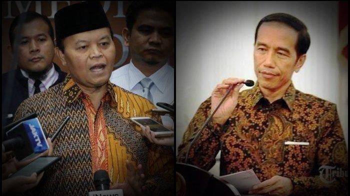 Isu Presiden 3 Periode, Ingatkan Jokowi MPR Bukan Bawahan, HNW: Yakin PDIP Tak Ingin Kembali ke Orba