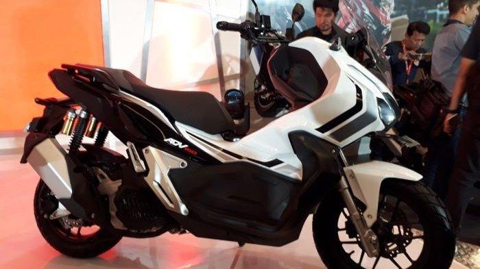 Suguhan Motor Baru Honda ADV 150, Tersedia Enam Macam Pilihan Warnanya