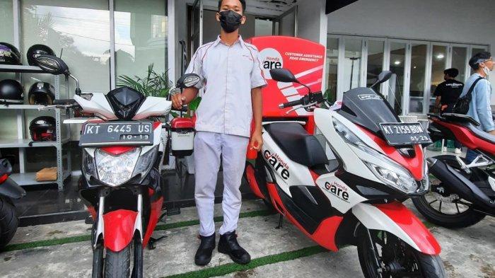 Makin Andal Melayani,Honda Care Hadir di Samarinda dengan Wajah Baru