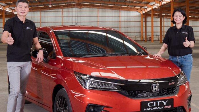 April, Honda City Hatchback RS Meluncur di Kota Samarinda, Seperti Ini Desain dan Fitur Terkininya